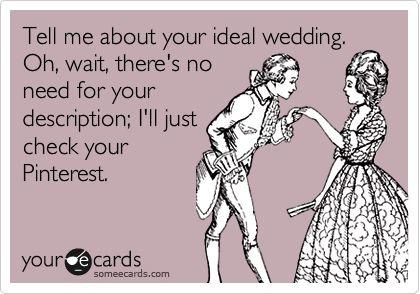 Pinterest wedding