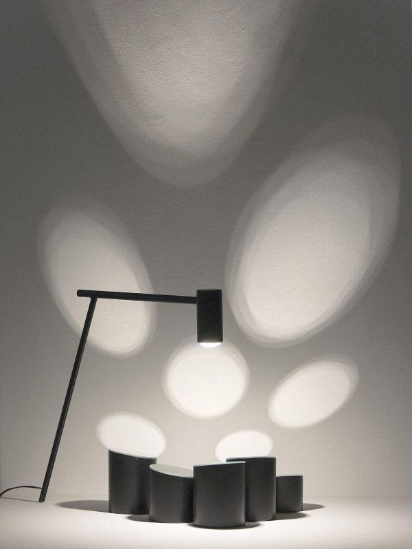 Ferréol Babin pour l'exposition Objet Lumière