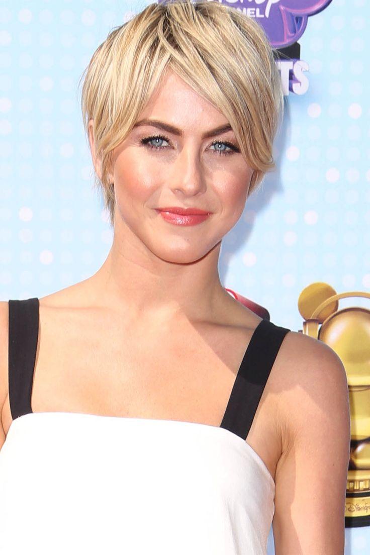 best 25+ celebrity short hairstyles ideas on pinterest | celebrity