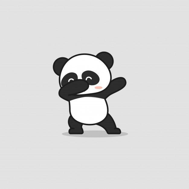 Pin By Tsunami On My Typical Fashion Cute Panda Wallpaper Cute Cartoon Wallpapers Cute Drawings