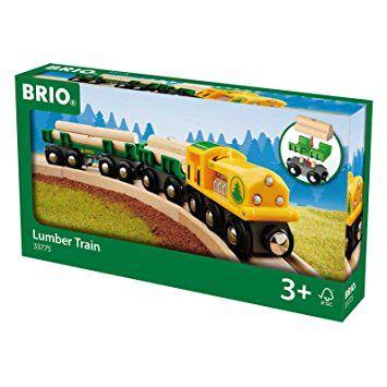 Lumber Train   brio 33775