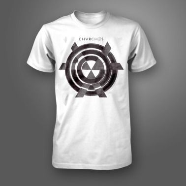 Album Art T-Shirt http://www.myplaydirect.com/chvrches/album-art-t-shirt/details/28880208?cid=social-pinterest-m2social-product&current_country=US&ref=share&utm_campaign=m2social&utm_content=product&utm_medium=social&utm_source=pinterest