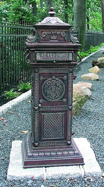 Dahlhaus The Dahlhaus Column German Mailbox For The Home