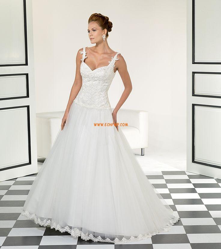 Spring 2014 Sleeveless Natural Wedding Dresses 2014
