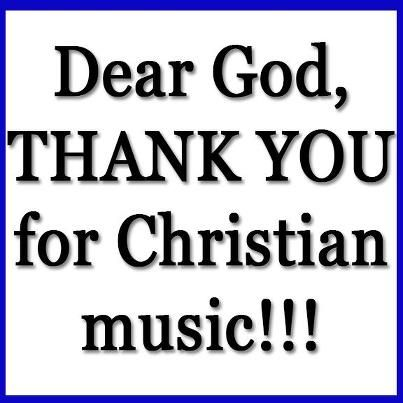 Yeah really. All the music kids my age listen to is filled with crap and Christian music it totally underrated.