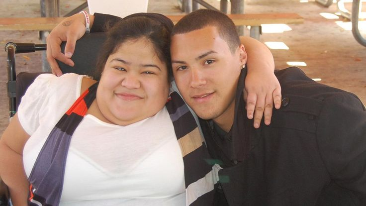 Every day with sister Noely is special for Chicago Cubs player Javier Baez