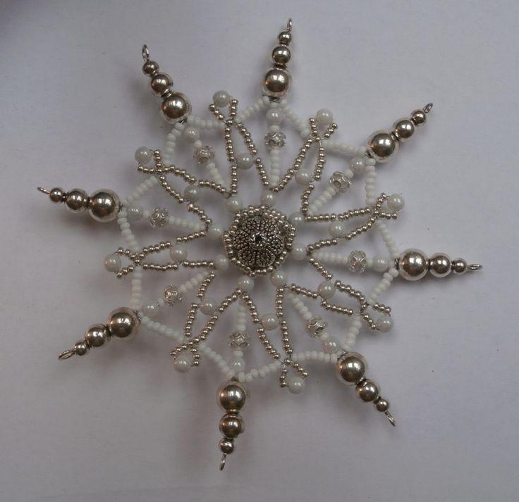 Korálková hvězda stříbrná
