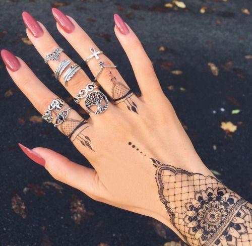 Black Henna: ℓιкє тнιѕ ρι¢? fσℓℓσω мє fσя мσяє: BoHo File >❄️< Hippy Or Gipsy, Make It Your Style: