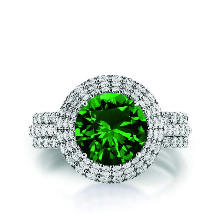 Pop Perfect Ring Diamontrigue Jewelry: #Danhov Collection Exclusively At #Capri #Jewelers