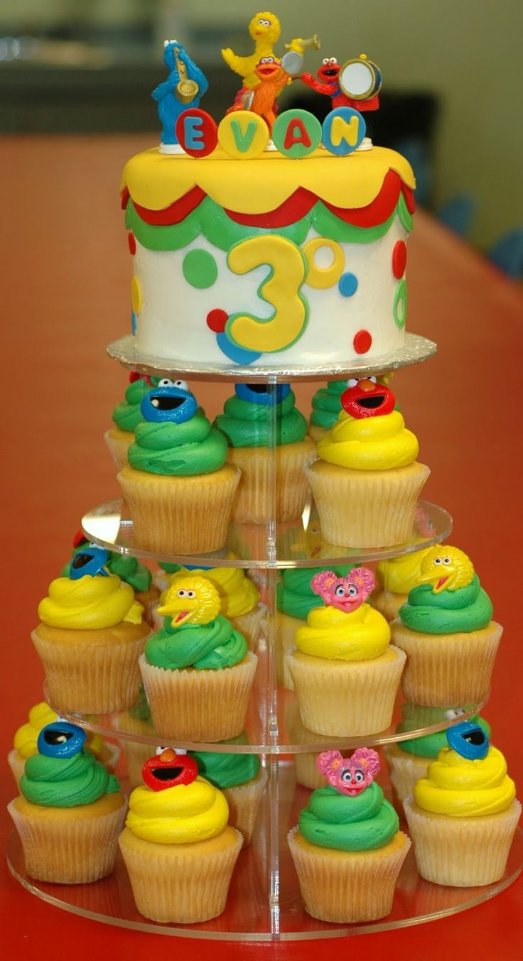 111 best Sesame Street Party images on Pinterest