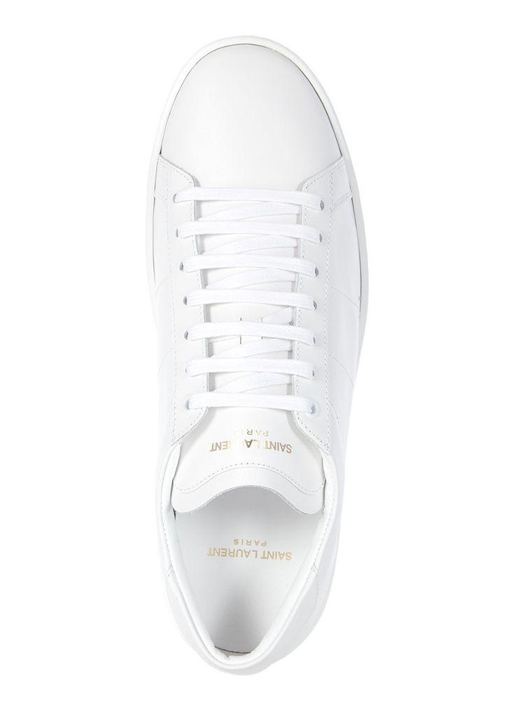 Op zoek naar Saint Laurent SL/01 Court Classic sneaker van kalfsleer ? Ma t/m za voor 22.00 uur besteld, morgen in huis door PostNL.Gratis retourneren.