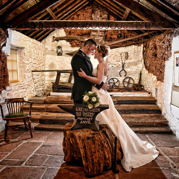 The Elopement Wedding Package At Gretna Green Choose From 3 Venues