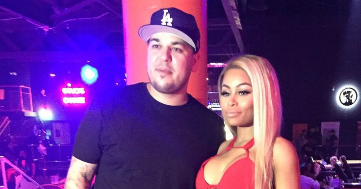 Rob Kardashian and Blac Chyna spent Friday, March 25, together at a strip club in Atlanta, but the reclusive reality star only had eyes for his girlfriend, onlookers tell Us — read more