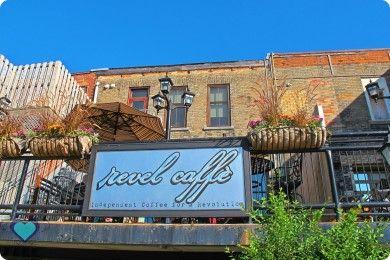 Revel Cafe