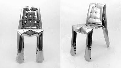 Inflado de metal. Designaholic: Los golpes del Design Miami/Basel 2010