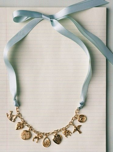 DIY: Turn a Bracelet into a Necklace. #diy
