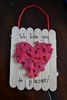 "Mother's Day Craft. @Rachel R Chorley this is the CUTEST. I think we need to do this. (although it would say ""I"" not ""We"")"