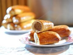 Overheerlijke Brabantse worstenbroodjes
