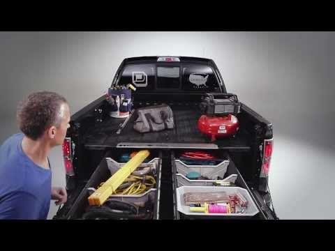 Decked | Truck Bed Storage System