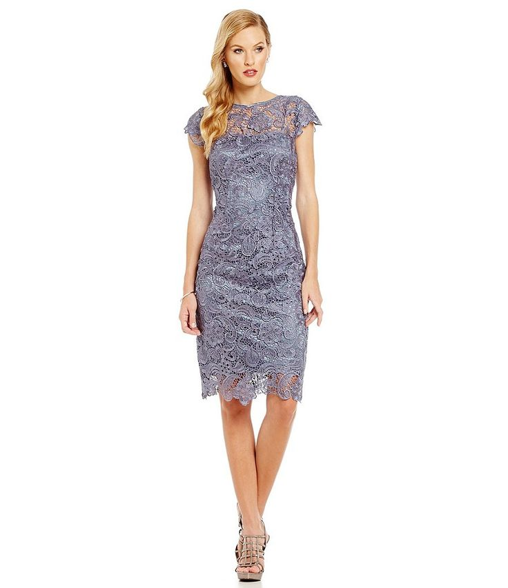 Shop for JS Collections Lace Shift Dress at Dillards.com. Visit Dillards.com to find clothing, accessories, shoes, cosmetics & more. The Style of Your Life.