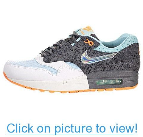 Nike Air Max 1 Premium Women Sneakers WhiteGlacier IceDark Grey