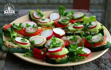 Oczyszczanie dietą dr Dąbrowskiej – dzień 5 (sushi warzywne, kanapki z grillowanej cukinii)