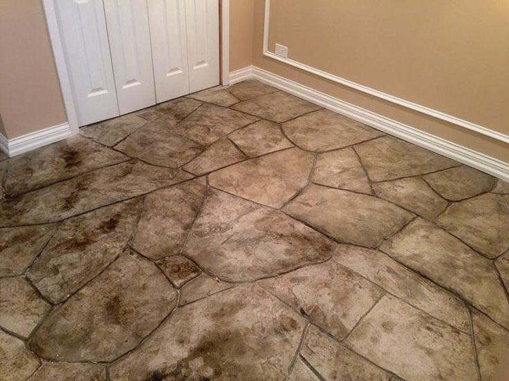 17 best images about concrete floor ideas on pinterest for Best way to get oil out of concrete