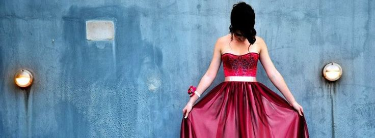 Victorian Corset in Chinese Brocade with Burgundy Edging and lace-up.  Skirt: Sheila Shepard (Burgundy Organza over Gold Satin) Hair and Make-up: Alana Halgreen Nails: Natalie Rees Wilkinson Photos: Jacqui Mooney