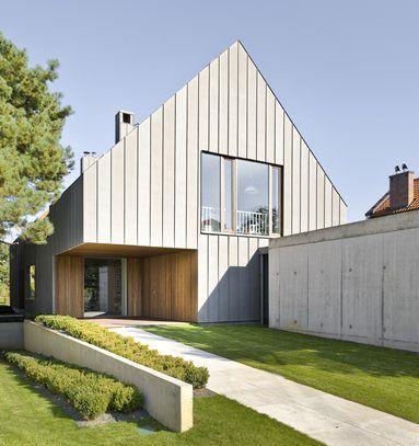 single family house - Warsaw, Polônia - 2010 - JEMS Architekci
