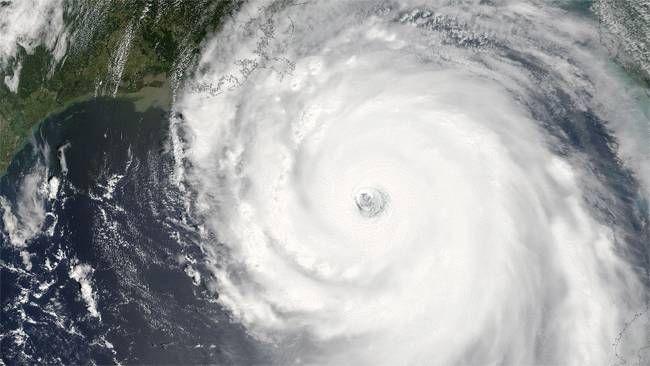 Amazing Hurricane Images: Katrina - 2005 (NASA)