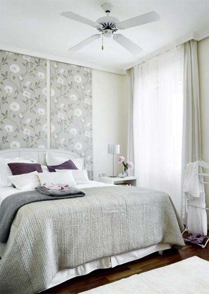 M s de 25 ideas incre bles sobre marcos de cama de for Papel pintado habitacion matrimonio