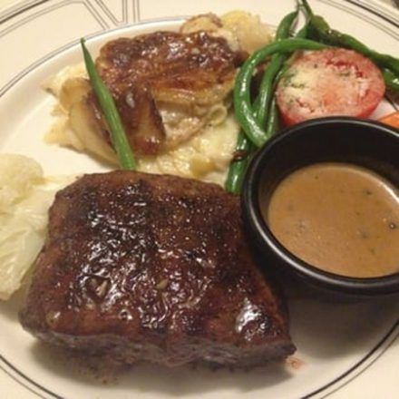 The Steakhouse at Circus - Steakhouse - Have a date with your partner and try Prime Rib Dinner Special exactly you wanted it to be at The Steakhouse at Circus
