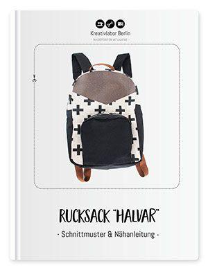 """Rucksack """"Halvar"""", er Rucksack """"Halvar"""" ist dein idealer Begleiter für den nächsten Ausflug, zum Shoppen oder Wandern. Der Rucksack hat eine große Innentasche mit Trennfach und eine kleine Reißverschlusstasche. Zusätzlich gibt es eine kleine aufgesetzte Tasche auf der Außen- seite, damit alles sicher verstaut und leicht auffindbar ist. Die Träger sind längenverstellbar, so dass du den Rucksack perfekt auf deine Bedürfnisse anpassen kannst. Die Maße des Rucksacks sind 38 cm x 27 cm x 10…"""