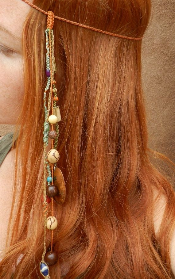 This reminds me of those random hair braids I used to get when I was younger. Hmmm...now I want one again...