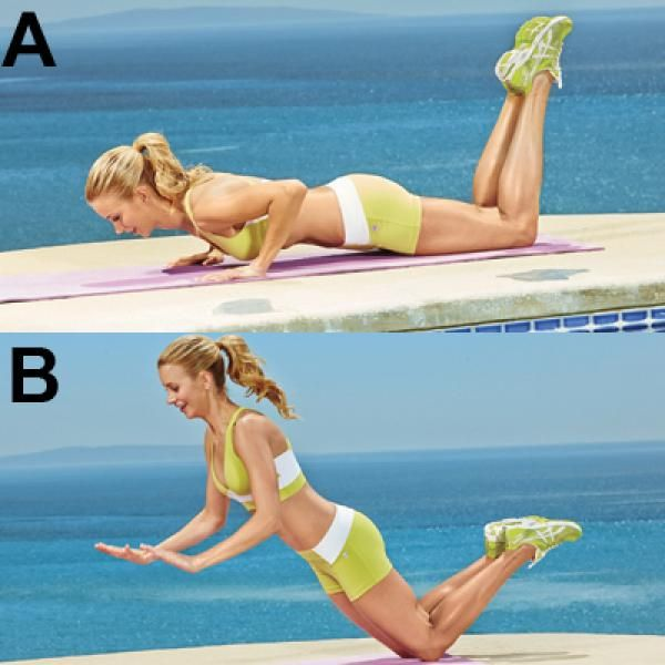 The NFL Cheerleader Workout - Shape Magazine