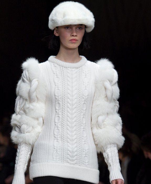 Вязаный шикарный пуловер. Обсуждение на LiveInternet - Российский Сервис Онлайн-Дневников