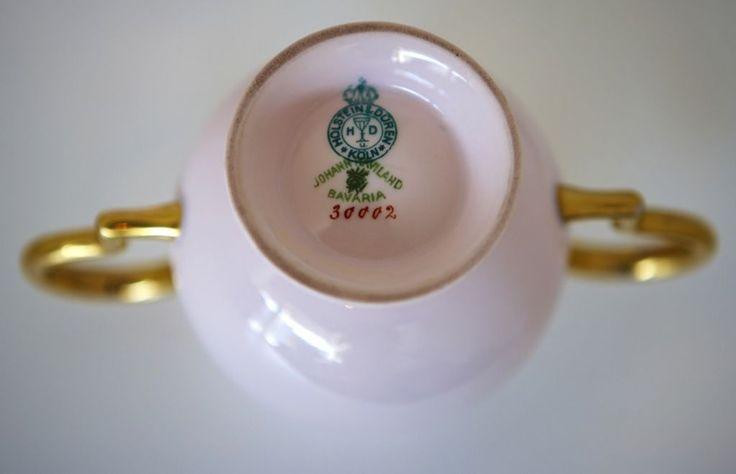 Фарфор Чайный сервиз с Джио Понти изображения 6