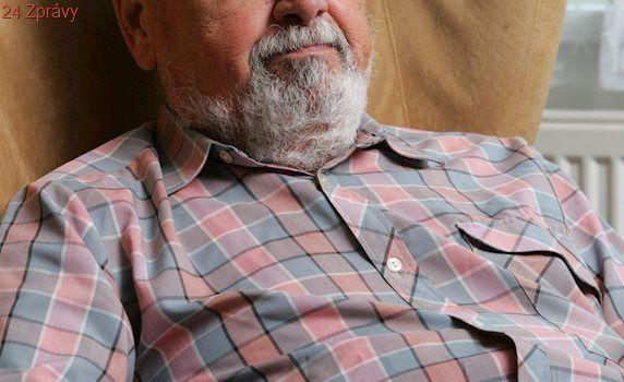 Zemřel herec František Řehák, zedník Lorenc na vozíku z filmu Na samotě u lesa