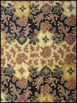 Textiil Printed Batiks - Malaysia