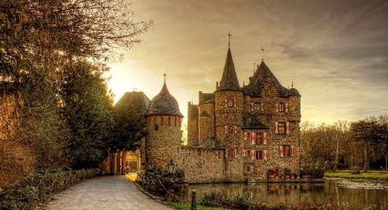 238 Best Images About Castles In The Air On Pinterest