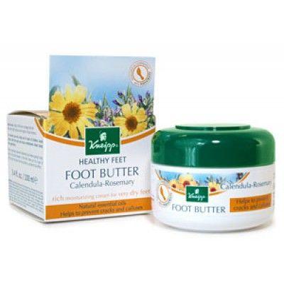 Kneipp Healthy Feet Foot Butter - 3.4 fl. oz.