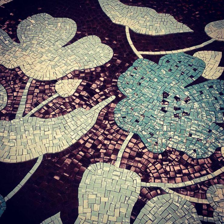 Mosaico Artistic Mosaics Sakura Green smaltiveneziani