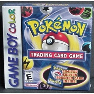 I was so good at this game haha; Pokemon - Trading Card Game for Game Boy Color: Pokemon Trade, Card Games Receiving, Boys Color, Trade Card, Pokemon Games Relea, Gameboy Color, Videos Games, Pokémon Trade, Games 2000