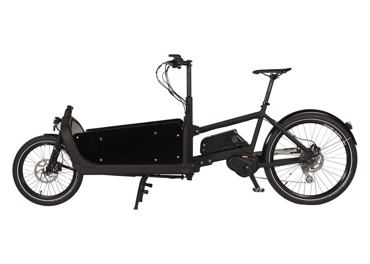 Electric Cargo Bicycle by BizzOnWheels
