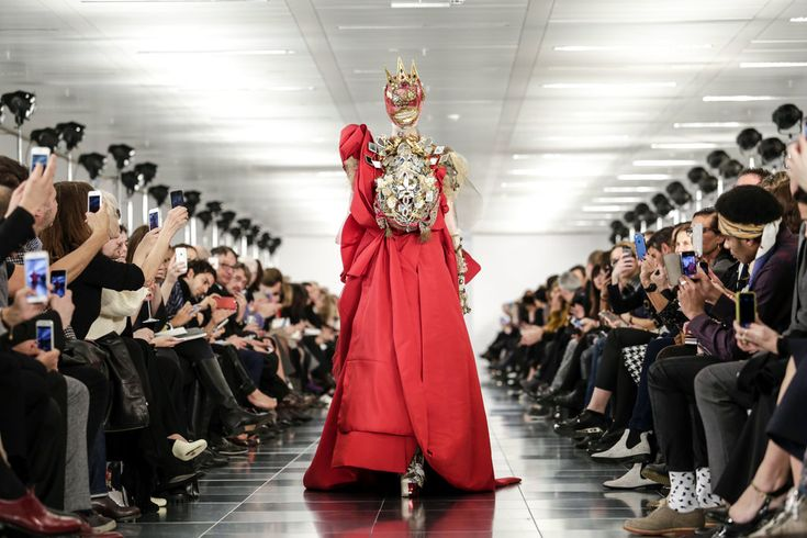 Galliano is back! ... The start of the rest of the designer's fashion life had its own hashtag, #MargielaMonday.