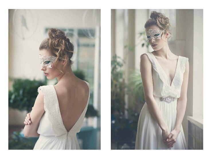suknia ślubna Mia Lavi, model 1407
