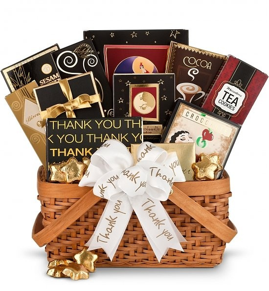 Thank You For Your Business Basket: 23 Best Gift Baskets-Coffee, Tea And Spa Images On