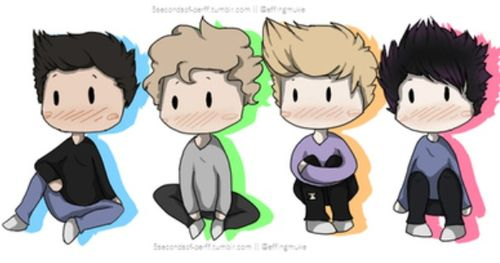 5 seconds of summer animated | seconfs of summer