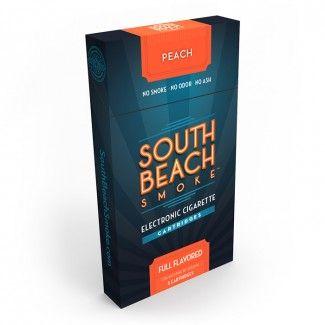 Deluxe Peach Flavour Electronic Cigarette Refills!