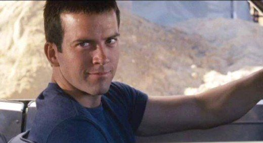 Lucas Black as Special Agent  Christopher Lasalle in NCIS episode ''Crescent City'' . Introducing... tada.....NCIS: New Orleans.